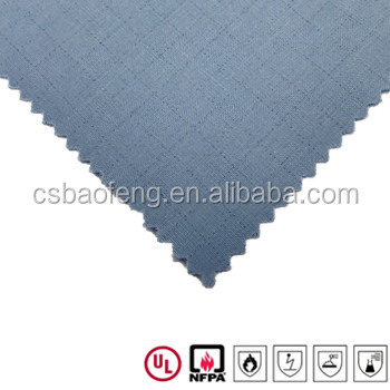 Flame Resistant aramid fr woven Fabric