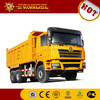 used mini dump trucks SHACMAN brand dump truck with crane for sale