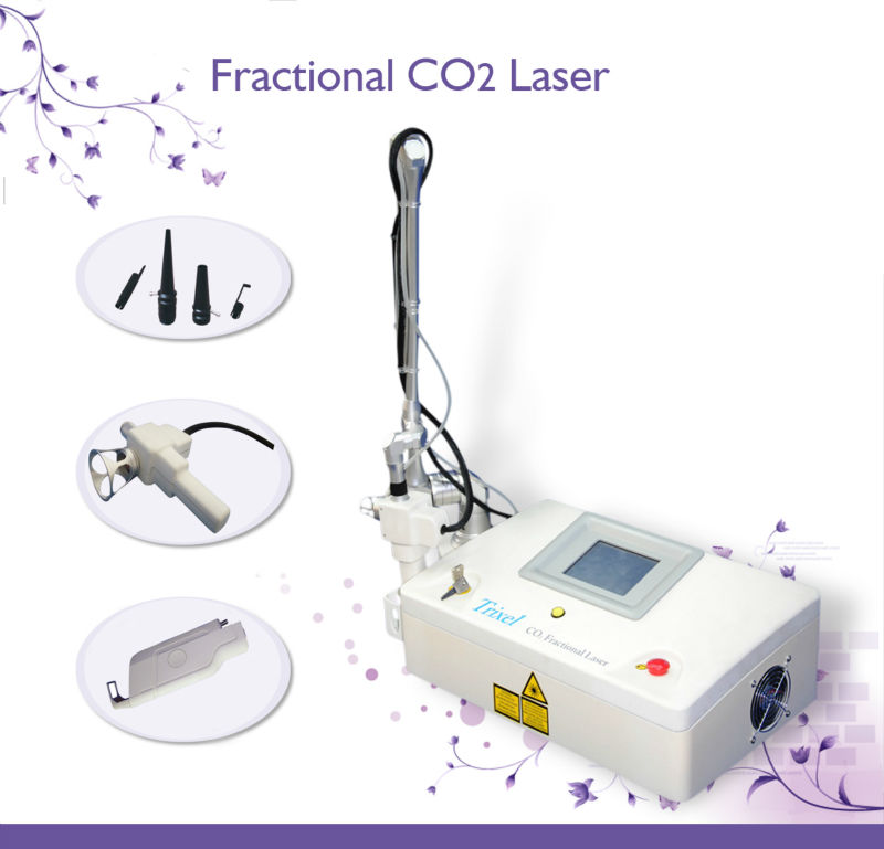 Table Top RF Excited Fractional CO2 Laser for Hospital Normal Cutting