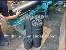 high efficient charcoal and coal honeycomb charcoal briquette making machine