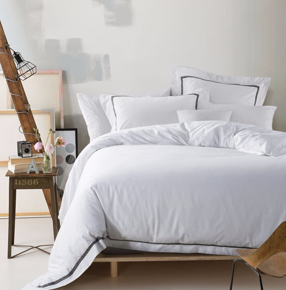Wholesale 100% Cotton Hotel Bedding Set Used Single Bed <strong>Sheets</strong>