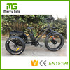 fat tire tricycles for housewife 3 wheels e trikes for elderly 48v 500w e tricycles