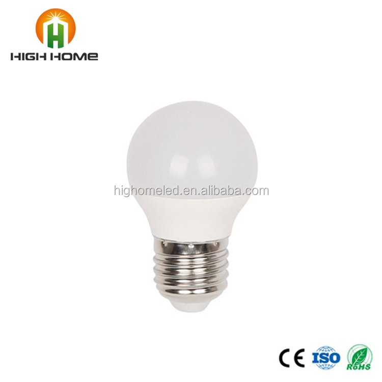 LED energy saving high quality low power consumption led home use bulb E14/E27/B22