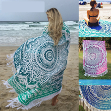 Wholesale wall hanging india mandala blanket custom tapestry