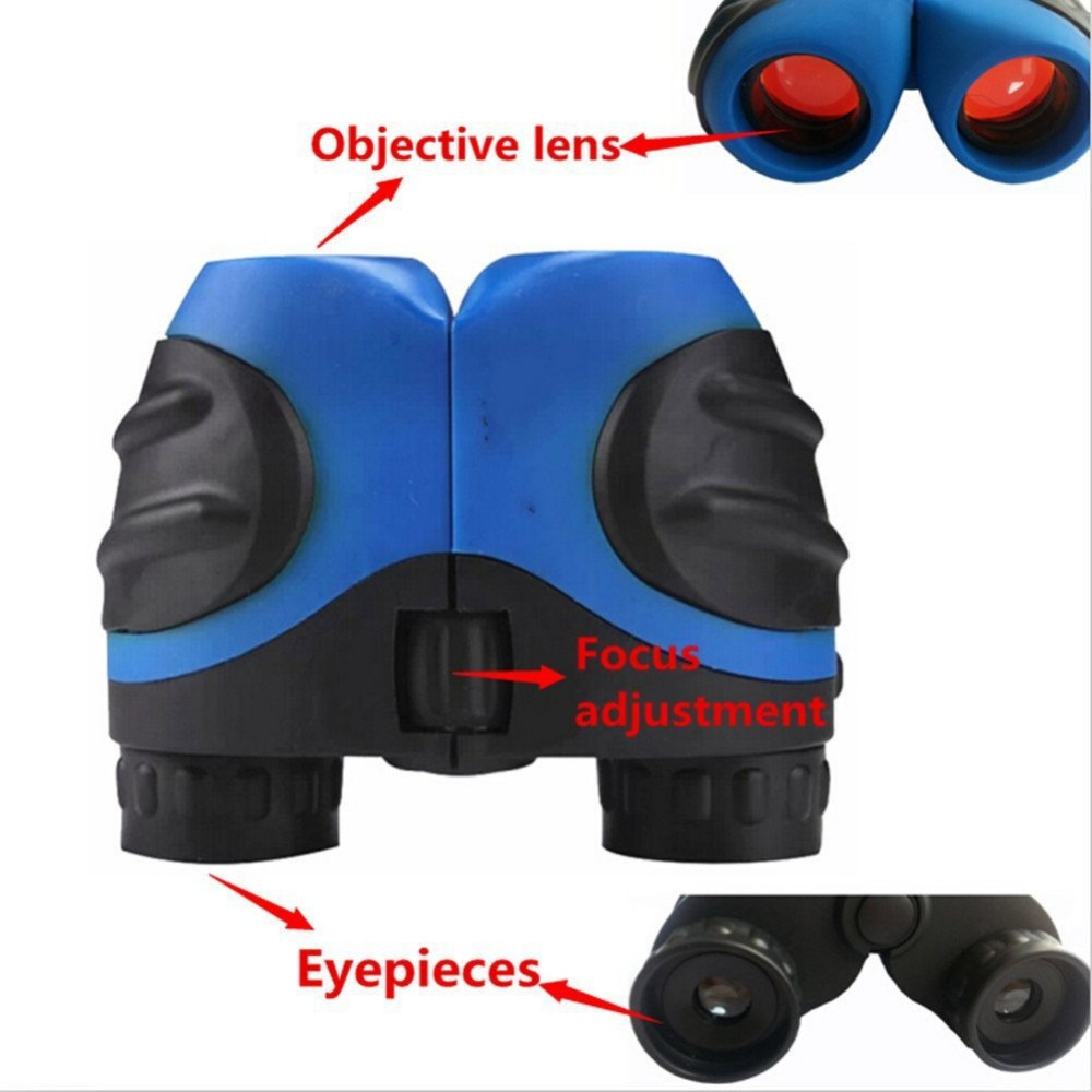 ICTI Hiking watching binocular toy for kids fancy binocular toy wholesale from alibaba China