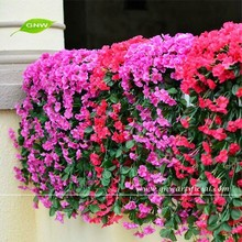 GNW FLV05 artificial flower vine fabric faux silk ivy home house garden decoration fake flower vine