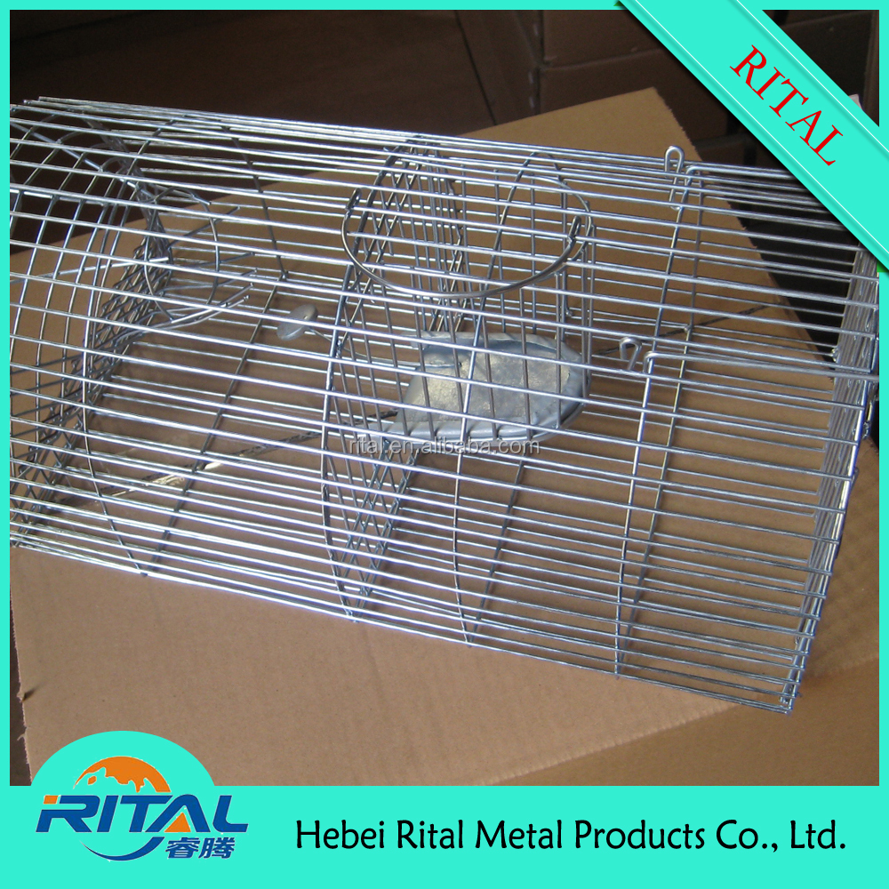 Large Eco-Friendly Wire Mesh Rat Mouse Trap Cage