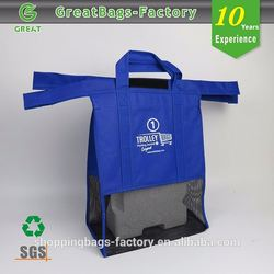 Eco Degradable rolling tool trolley bag