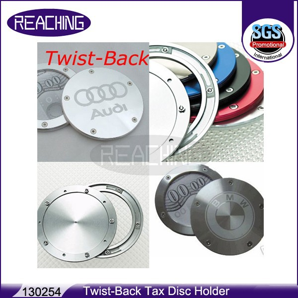130254 Serve 300 Customers Wholesale Car Tax Disc Holder