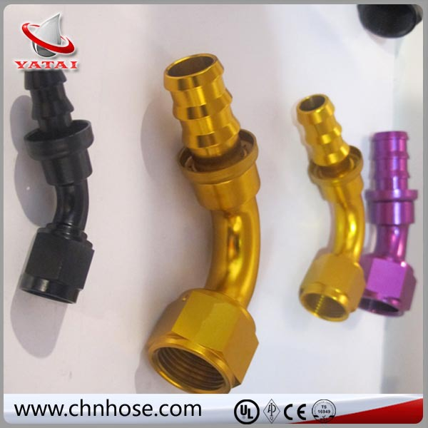 automobile spare parts AN Fittings in car performace market