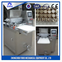 High efficiency cookie dough extruder/make cookies biscuits