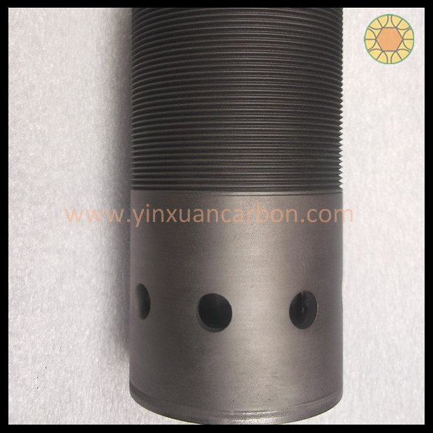 Long Duration Graphite Dies for Copper Brass Bronze Continuous Casting