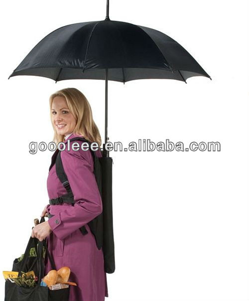 fashion backpack umbrella