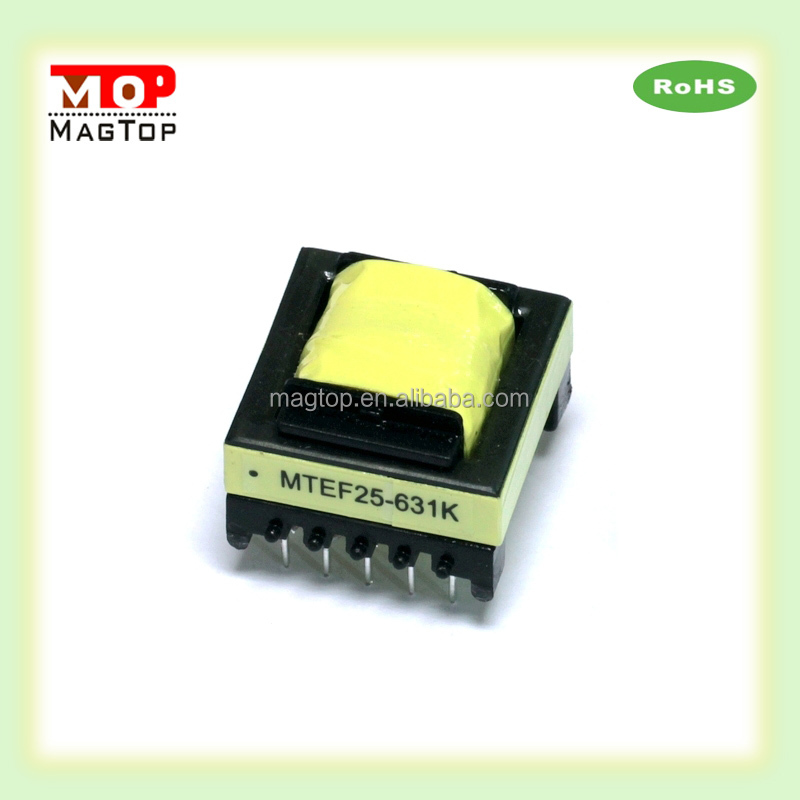 EF25 electronic transformer for 12v halogen lamps