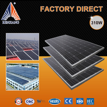 RJ manufacturer 250W 300W 310W 320W 330W sunpower solar panel, monocrystalline silicon solar cell price