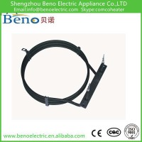Round Electric Oven Heating Element