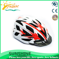 Light up led cover helmet with adjustive system, adult cool helmet