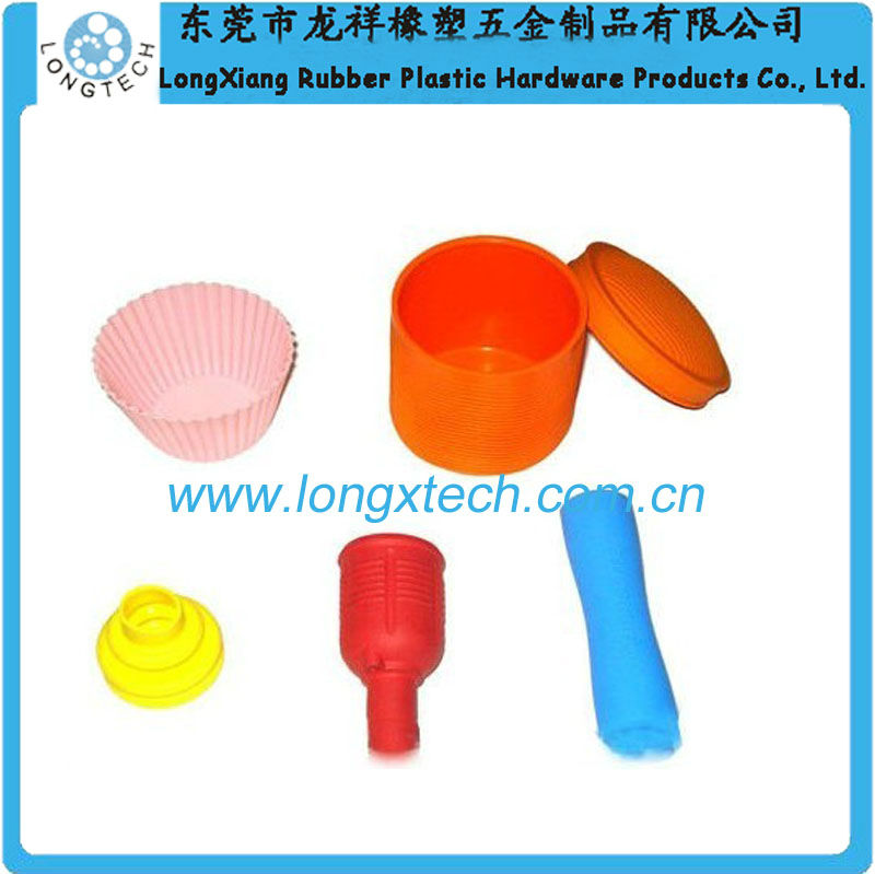 durable adhesive conductive silicon end cap