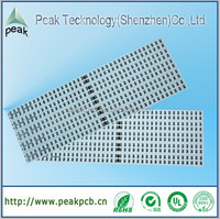 High quality customized UL high-power led street light aluminum pcb made in China aluminium pcb supplier
