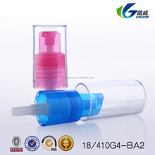 Wholesale Spring Free Hand Cream Pump with AS Cap Plastic Treatment Pump