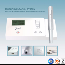 Tattoo Gun Type and Stainless Steel Material permanent makeup machine