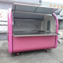 shanghai minggu 2017 HOT SALES BEST QUALITY food truck aluminum food truck multifunctional food truck