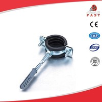 High quality products with reasonable price heavy loading pipe clamp