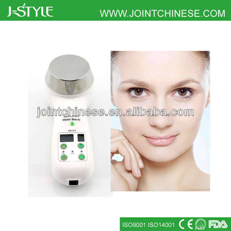 Small Portble Diamond High-speed Vibration Ultrasonic Body Shaping Machine