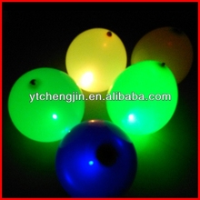 inflatable led balloon/decoration inflatable led balloon/halloween led balloon