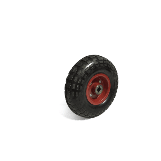 "6"" solid rubber <strong>wheel</strong>"