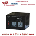 1 kva ST step up and down transformer stabilizer voltage regulator