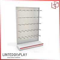 Hot sale solid nice metal racks for department store