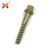 Q235 Customized  Railroad  Screw Spike  Manufacture