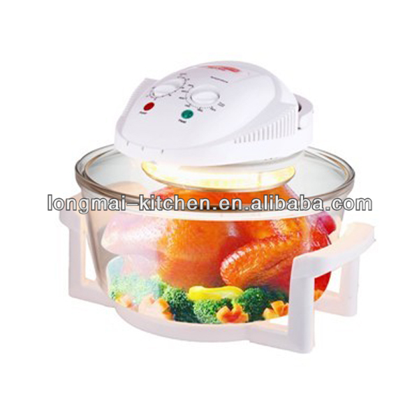 2017 /MLD-C12 / round electric convection digital halogen oven