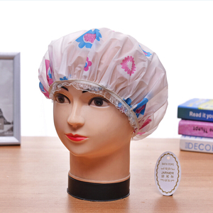 Popular Custom Shower Cap Waterproof Shower Cap For Baby