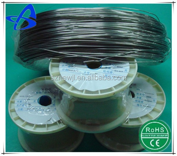 China alibaba high quality electric heating element nichrome 12v heating wire
