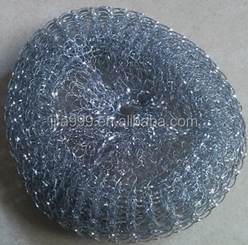 Round Steel wire for cleaning