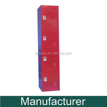 Steel 4 Compartment Locker