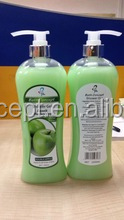 100% Natural Moisturizing Shampoo OEM factory