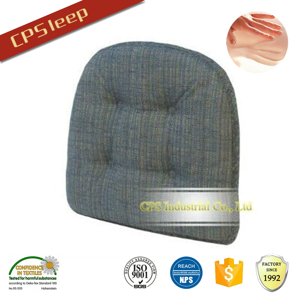 Waterproof seat cushion car seat cushions for short people