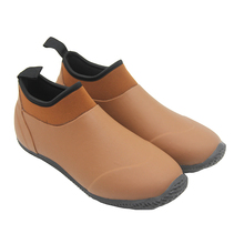 Men's Neoprene Rubber Waterproof Garden Step-In Shoe