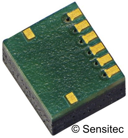 AL798 - MagnetoResistive (MR) Position Sensor (- 9V to +9V) SMD FIX PITCH: 1,0 mm - no hall