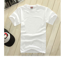 Promotional tshirt white cheap custom t-shirt for world cup brazil 2014
