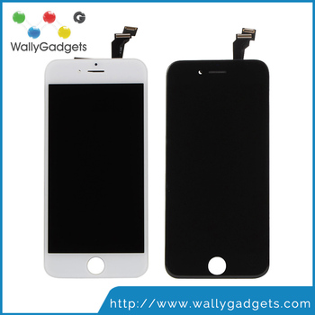 Trade assurance supplier in stock touch screen for iphone 6 Lcd digitizer