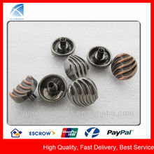 10mm fashion colored rivets for jeans
