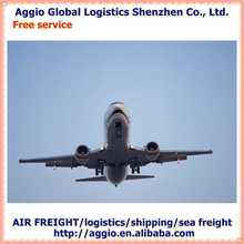 aggio freight forwarder courier express service to brasil