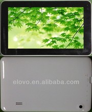 dual core dual cameras tablet 1gb/8gb 800*480 support flash 11.1