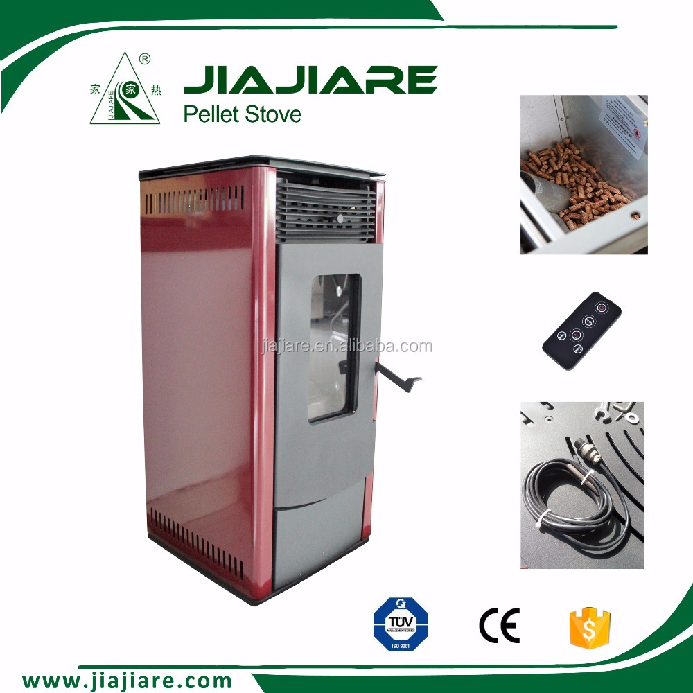 Europe style Central heating Pellet Stove