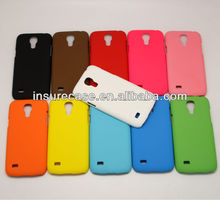 Back cover for Samsung Galaxy S4 mini,Rubberized Plastic hard back case for Samsung Galaxy S4 mini