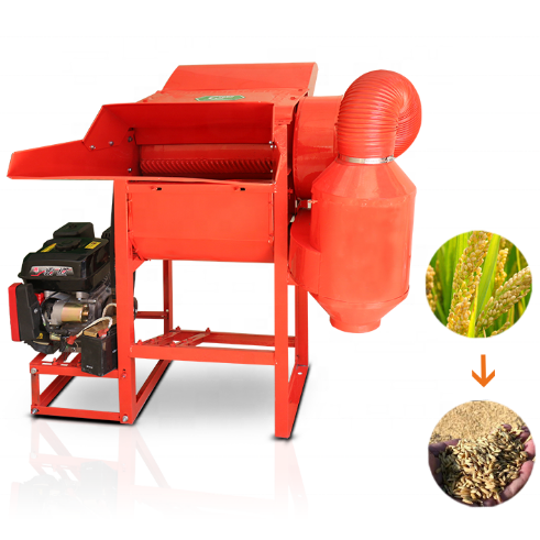 China manufacture high quality <strong>Rice</strong> and wheat Threshing machine